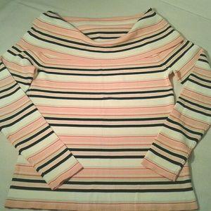 White House Black Market cowl neck sweater